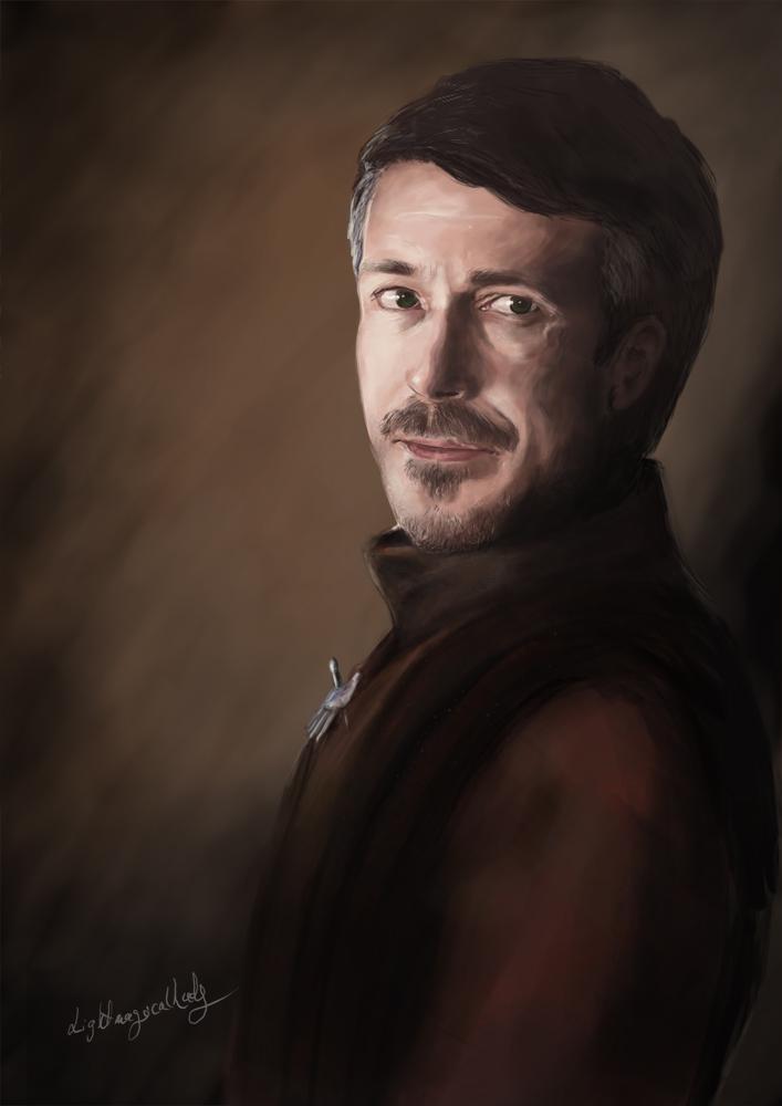 Lord Petyr Baelish by LightMagicalLady