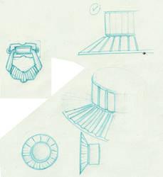 Detalle Caja fuerte by marinpoppins