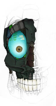 Concept VFX - Robot
