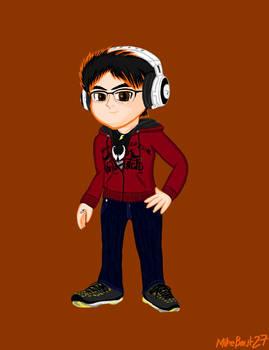 Mike (Animesona)