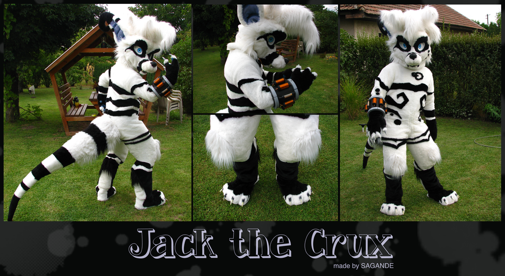 Jack the Crux fullsuit by SagandeTeam