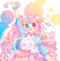 [CM] Fluffy and shiny by Clerii