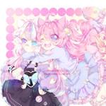 [CM] Super hug! by Clerii