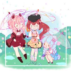 [CM] Raining