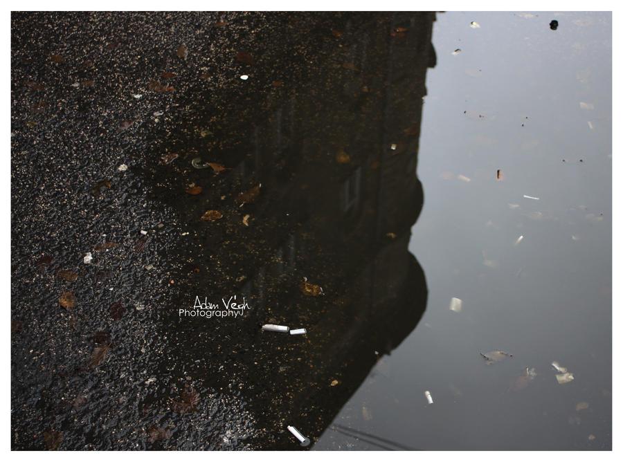 Dirty Autumn by dekorAdum