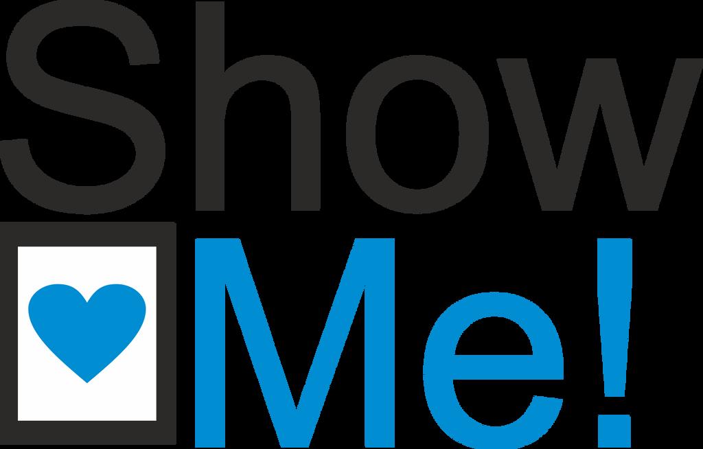 ShowME logoIII by dekorAdum