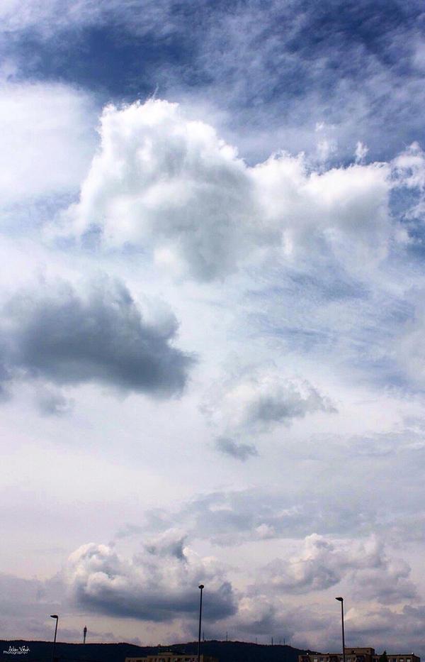Buda sky by dekorAdum