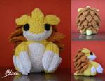 Crochet Sandslash