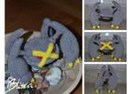 Crochet Shiny Metagross