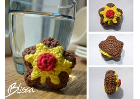 Crochet Staryu by Blisca