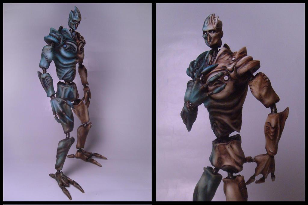 Cyborg Bipo by Ceoekis