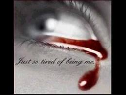 So tired of being me by Bloodyangel0510