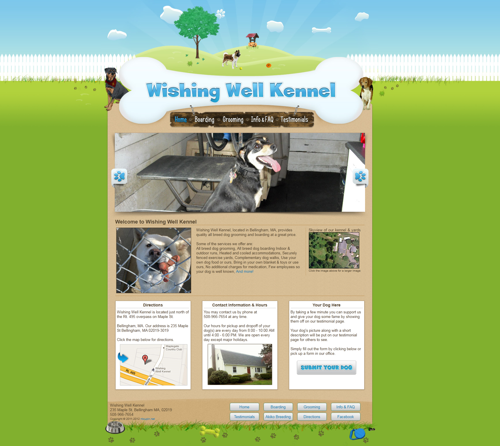 Dog Kennel Site Ruralking Com