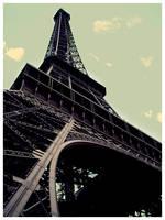 Eiffel Tower by immortal91