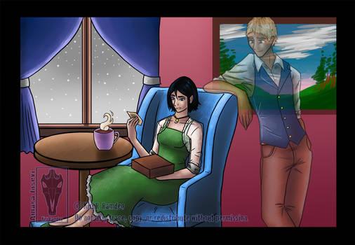 Request: Monica and Jasper