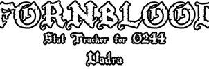 Stat Tracker   0244 Vadra