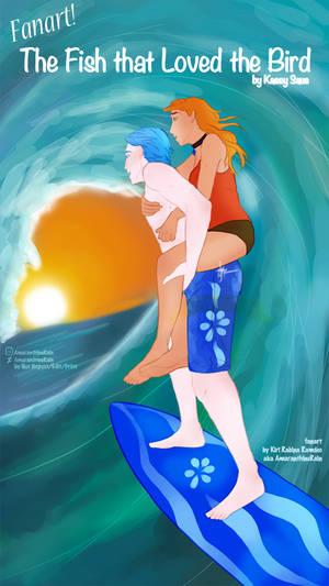 Fan Art: Surfing