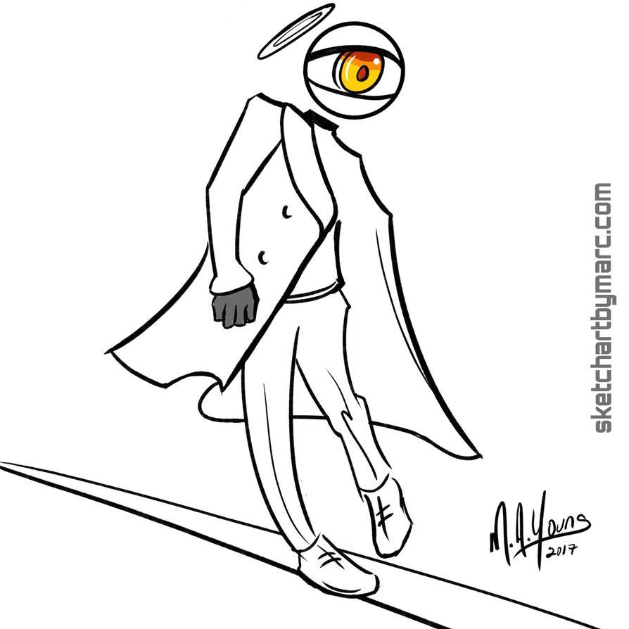 Balance  by sketchartbymarc