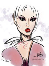 Fashionably Focused  by sketchartbymarc