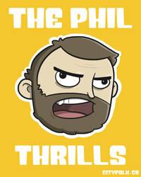 The Phil Thrills by cityfolkwebcomic