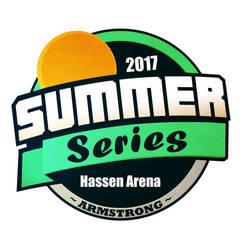 Summer Series 2017 Logo by cityfolkwebcomic