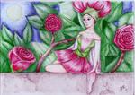 Rose fairy by Haida96