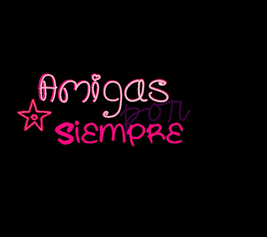 Amigas por siempre by ~Palo-Teen on deviantART