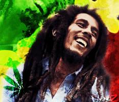 Bob Marley... by invenuz