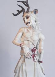 Deer Ghost Albino1