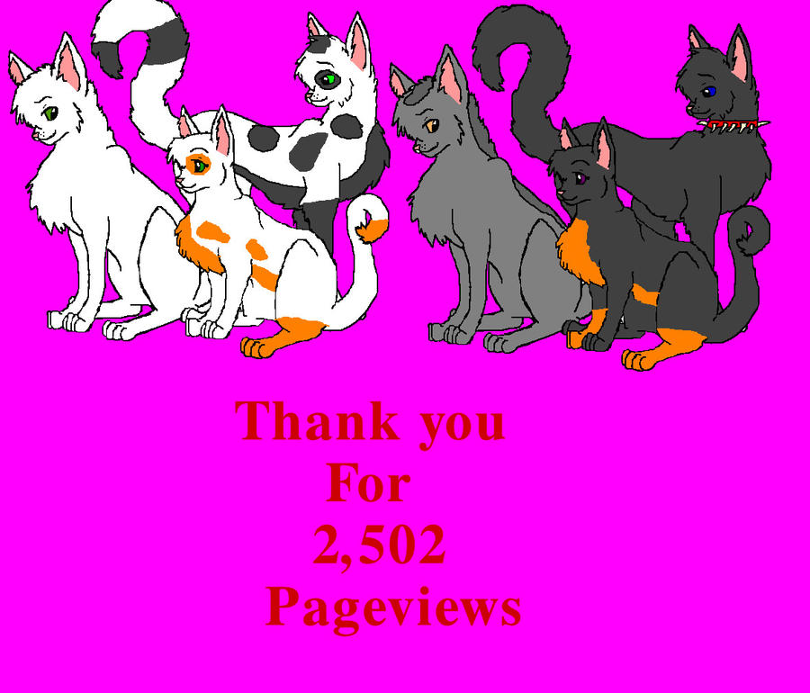 40000 pageviews thank you - photo #13