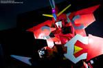 FANDOM Con: Aegis Gundam Ready