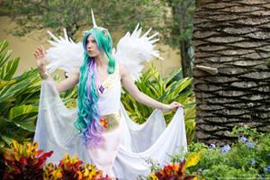 AFO 2012 - Wild Princess Celestia by stillreflection