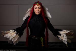 Sukoshicon Destin : Ashera by stillreflection
