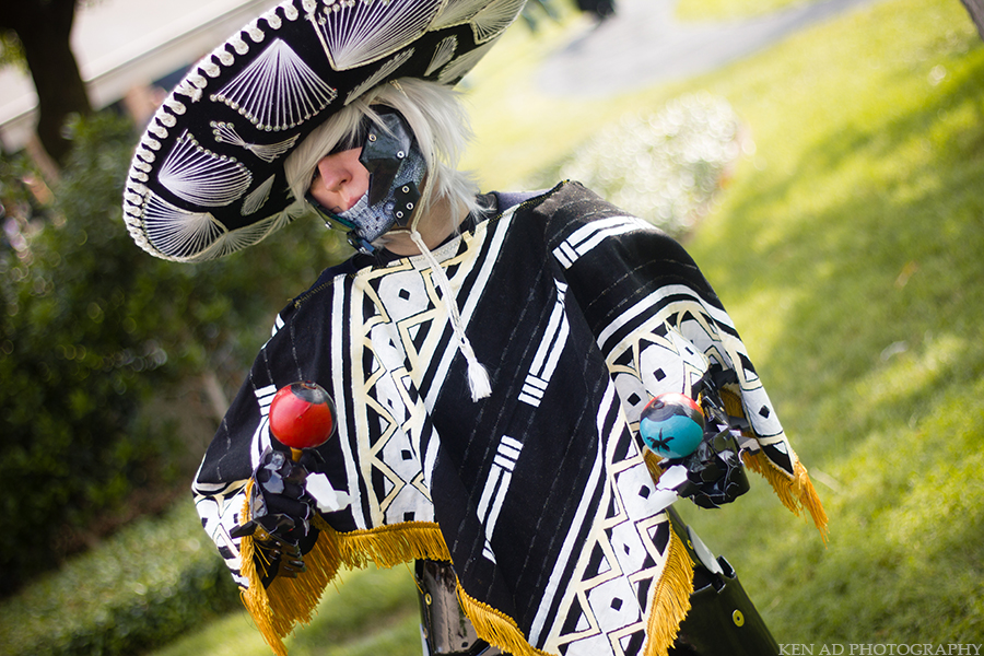Project A-KON 24 Raiden Fiesta Macarena Part 1 by stillreflection
