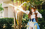 Terra Battle : Alika by stillreflection
