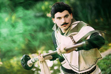 Dragon Age : Dorian Pavus by stillreflection