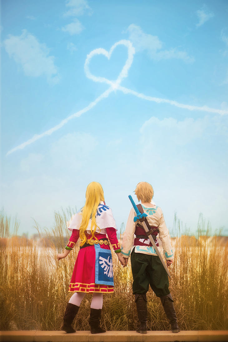 Zelda , Healing Hearts by stillreflection
