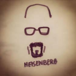 Mini minimalist Heisenberg by Gokalp10