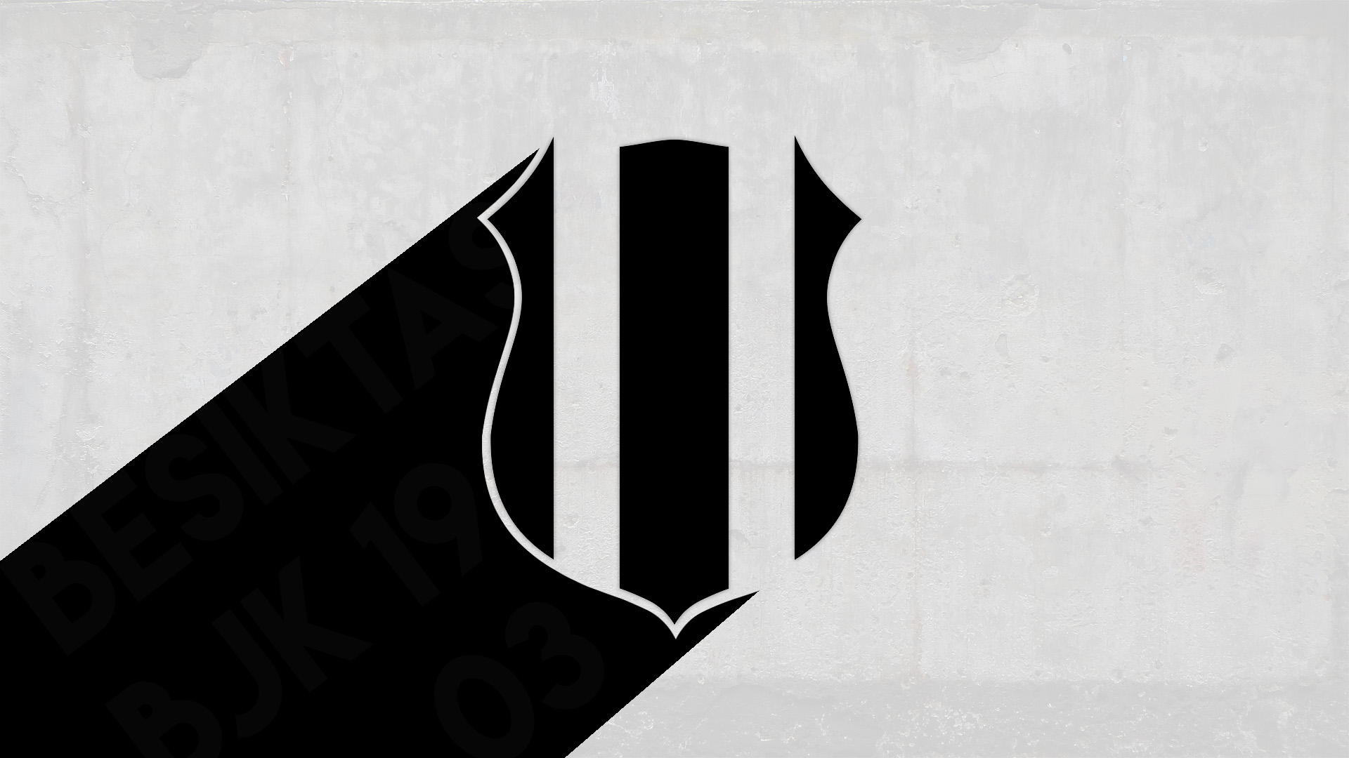 Besiktas jk minimalist wallpaper by gokalp10 on deviantart for Deviantart minimal wallpaper