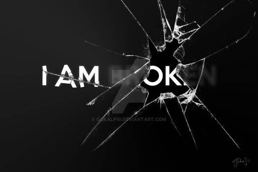 I am OK Poster