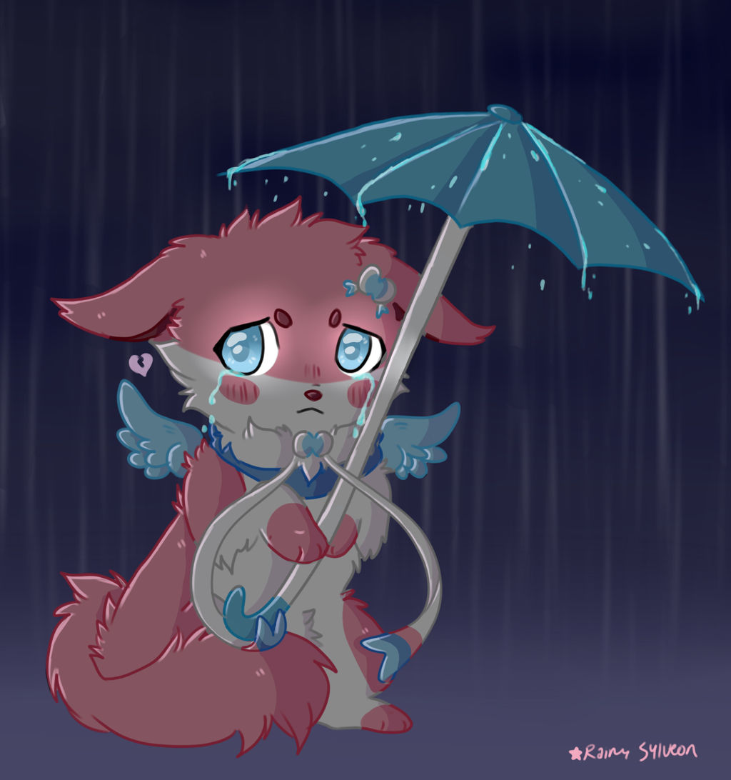 When you're gone all it does is rain by TropicalFlygon