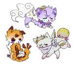 Soosh Chibi Commissions Batch 2