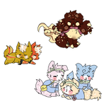 Soosh Chibi Commissions Batch 3