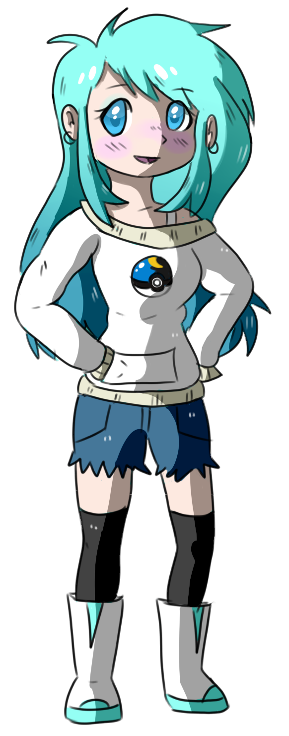 Pokemon Trainer Le me by TropicalFlygon