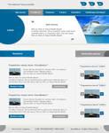 New web interface...