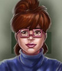 Irma Langinstein Portrait