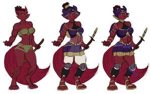 Onna-Musha Ninjara