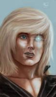 X-Men Longshot Portrait