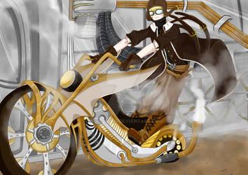 Steampunk: Gunter