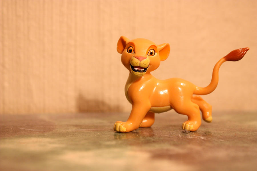 The Lion King 2 - Kiara figure by CrocodileRawk